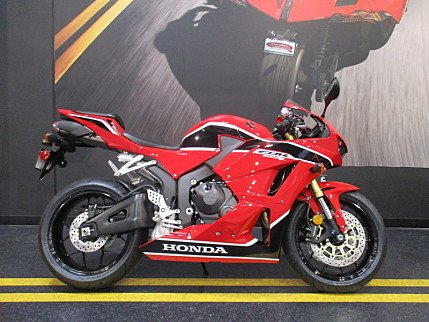 2017 Honda CBR600RR for sale 200512045