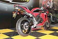 2017 Honda CBR600RR for sale 200540583