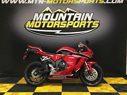 2017 Honda CBR600RR for sale 200540747