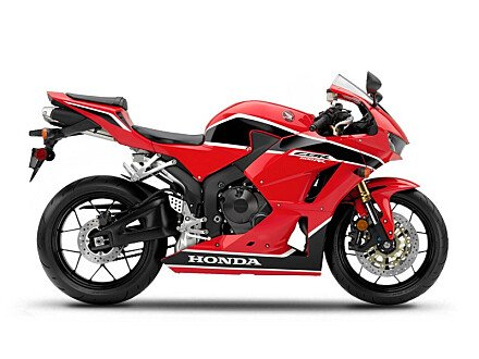 2017 Honda CBR600RR for sale 200604782
