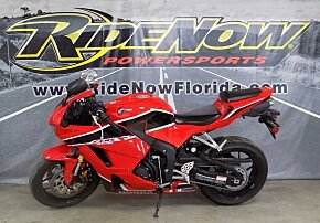 2017 Honda CBR600RR for sale 200648276