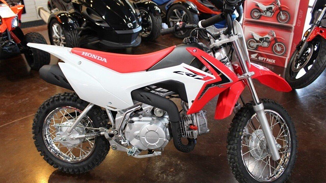 2017 Honda CRF110F for sale 200377421
