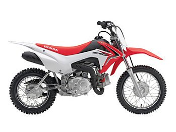 2017 Honda CRF110F for sale 200413669