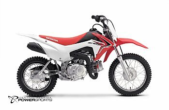 2017 Honda CRF110F for sale 200494485