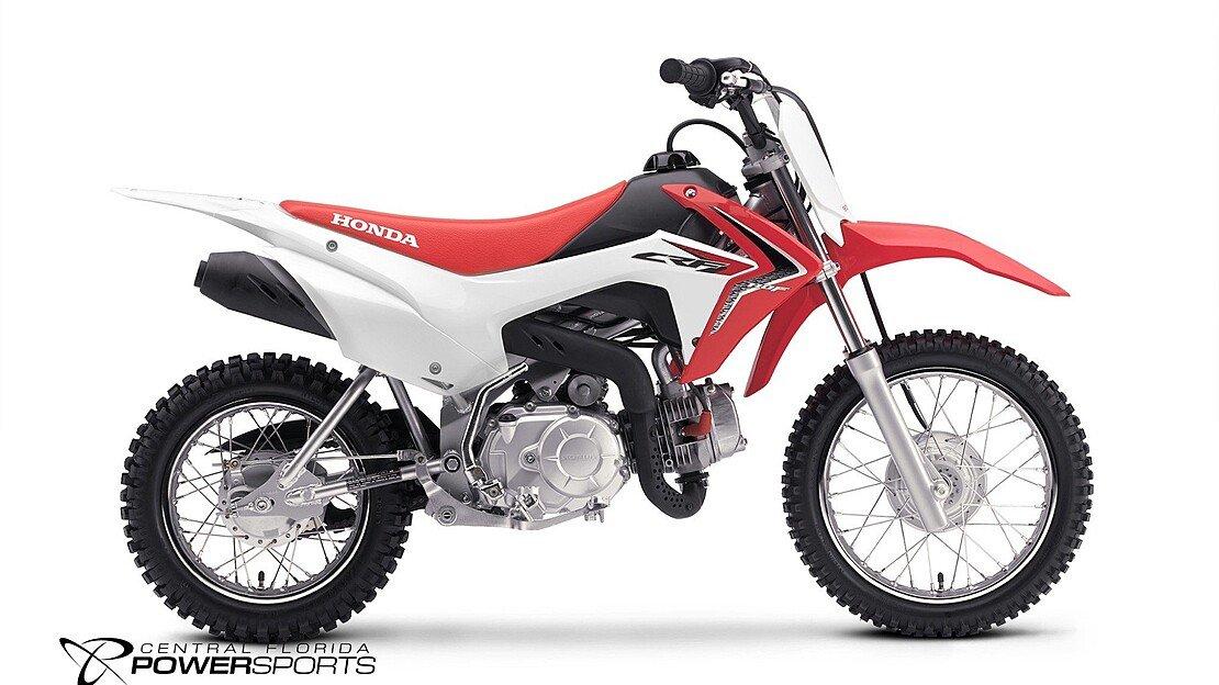 2017 Honda CRF110F for sale 200494485