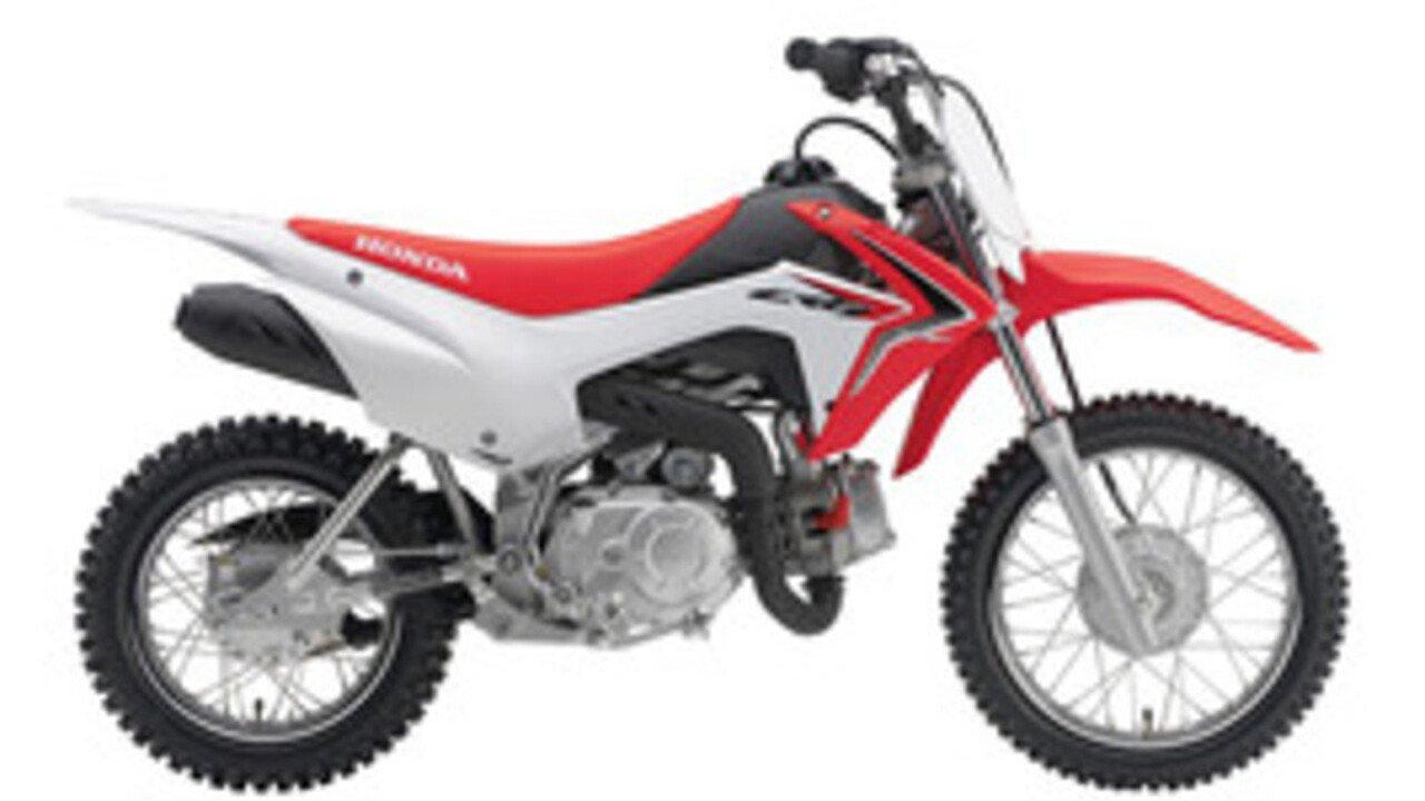 2017 Honda CRF110F for sale 200502010