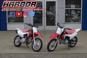 2017 Honda CRF110F for sale 200522257