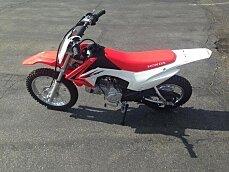 2017 Honda CRF110F for sale 200502440