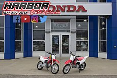 2017 Honda CRF110F for sale 200522257