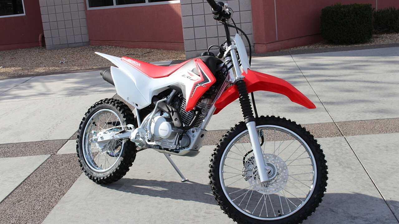 2017 Honda CRF125F for sale 200414817