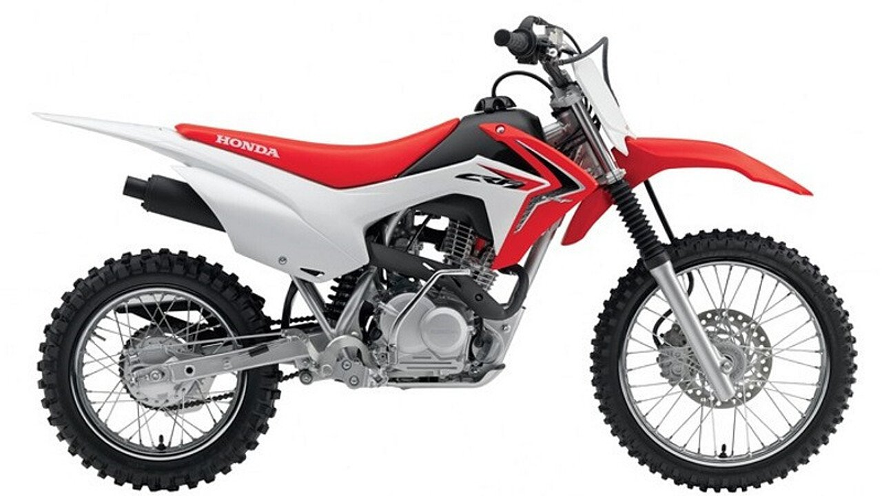 2017 Honda CRF125F for sale 200422638