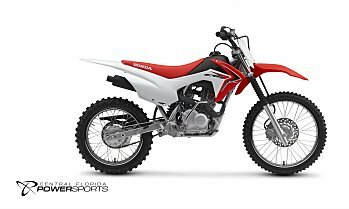 2017 Honda CRF125F for sale 200494484