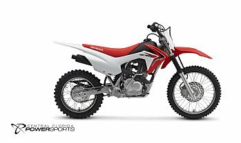 2017 Honda CRF125F for sale 200494486