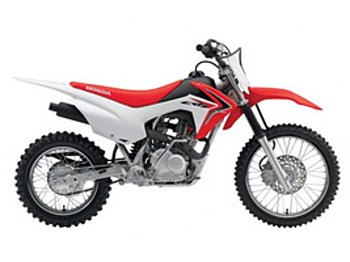 2017 Honda CRF125F for sale 200501995