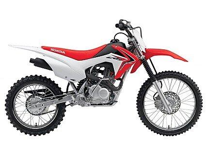2017 Honda CRF125F for sale 200372915