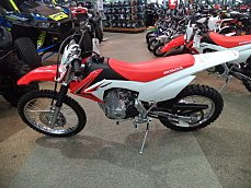 2017 Honda CRF125F for sale 200419918