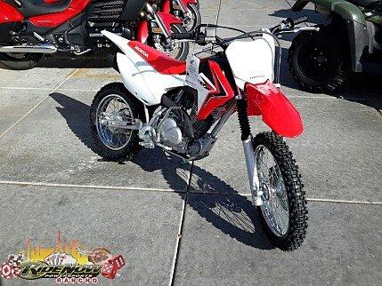 2017 Honda CRF125F for sale 200420271