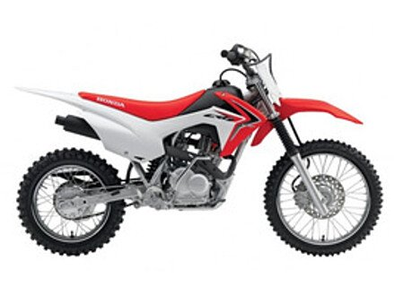 2017 Honda CRF125F for sale 200501968