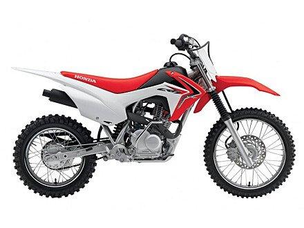 2017 Honda CRF125F for sale 200613457