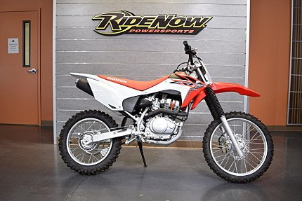 2017 Honda CRF150F for sale 200495322