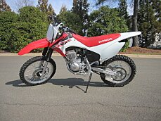 2017 Honda CRF150F for sale 200536555