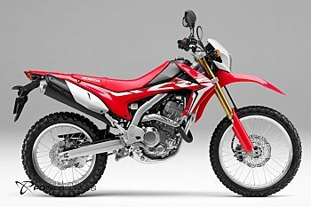 2017 Honda CRF250L for sale 200403376