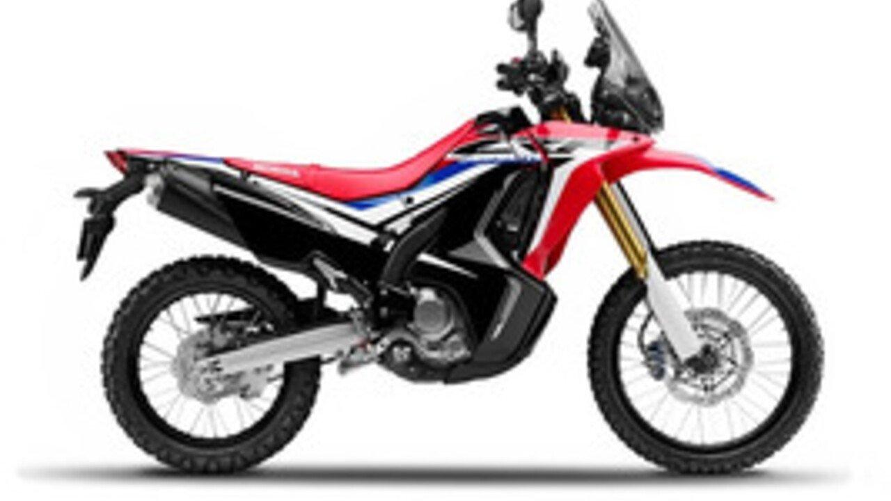 2017 Honda CRF250L for sale 200453787