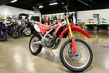 2017 Honda CRF250L for sale 200454801