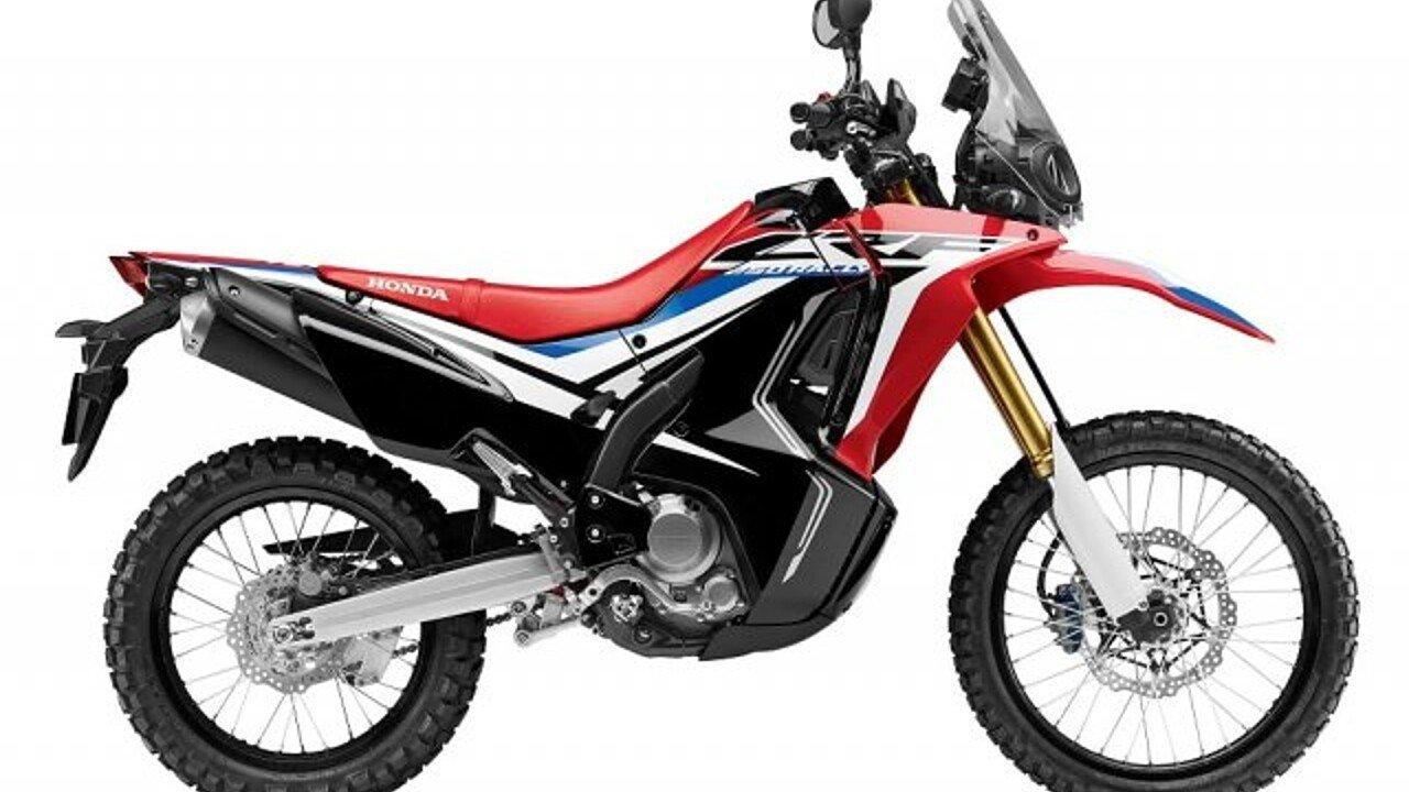 2017 Honda CRF250L for sale 200475601