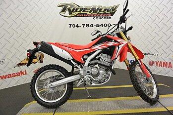 2017 Honda CRF250L for sale 200487177