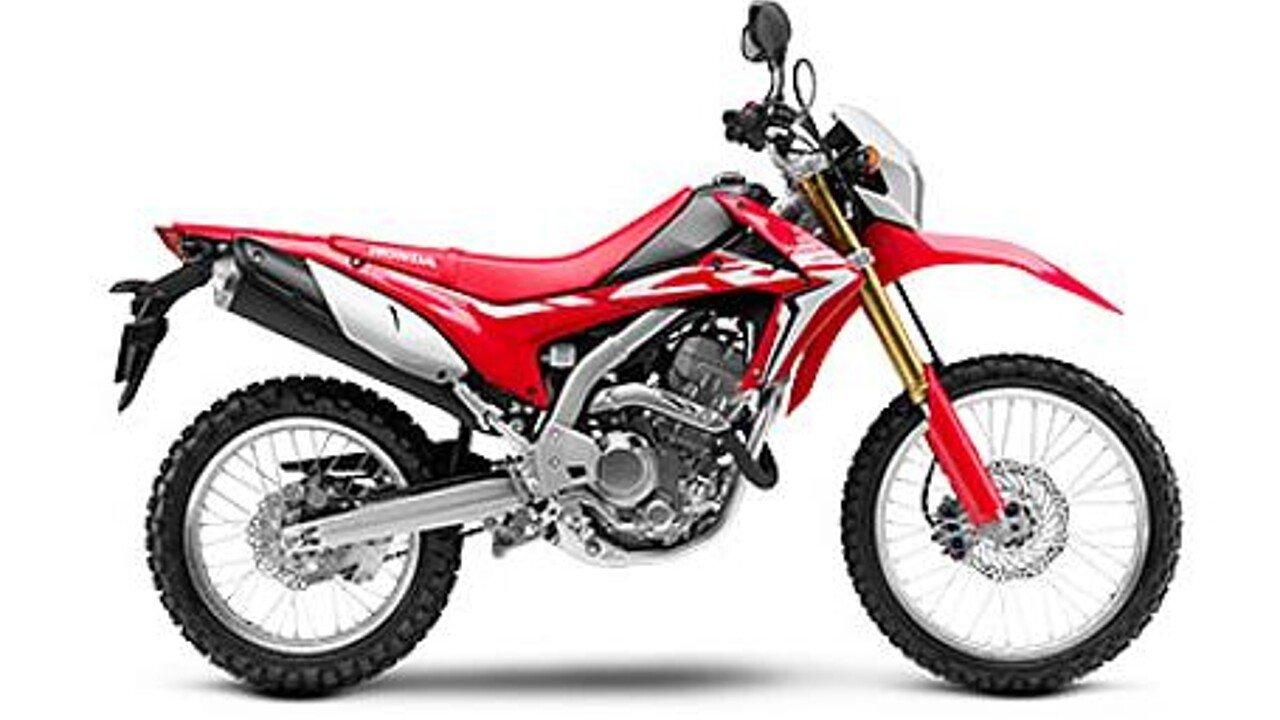 2017 Honda CRF250L for sale 200491033