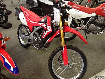 2017 Honda CRF250L for sale 200501781