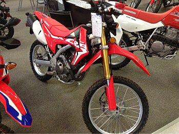 2017 Honda CRF250L for sale 200501781