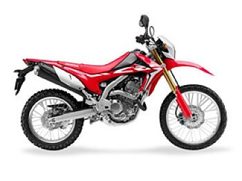 2017 Honda CRF250L for sale 200502504