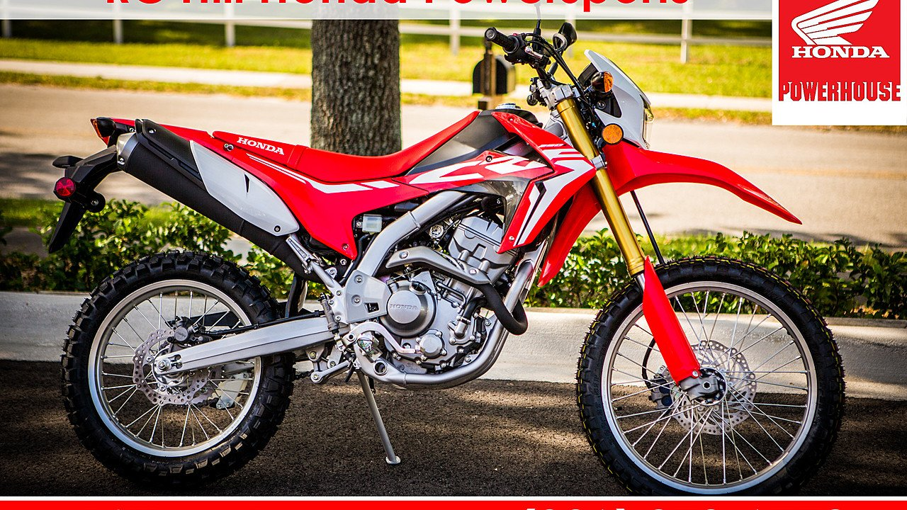 2017 Honda CRF250L for sale 200532447