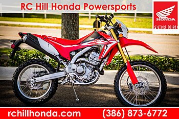 2017 Honda CRF250L for sale 200541620
