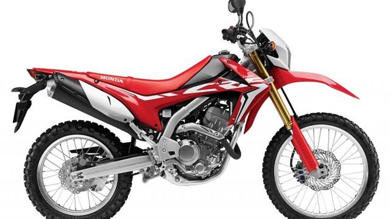 2017 Honda CRF250L for sale 200546852