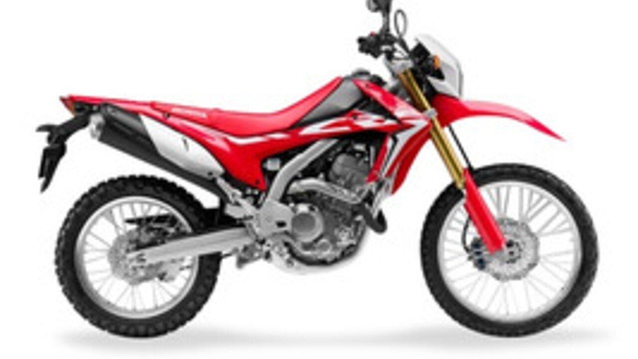2017 Honda CRF250L for sale 200561419