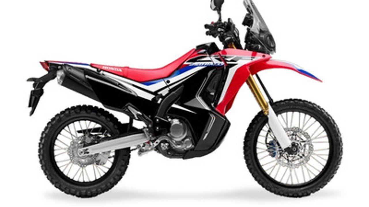 2017 Honda CRF250L for sale 200561422