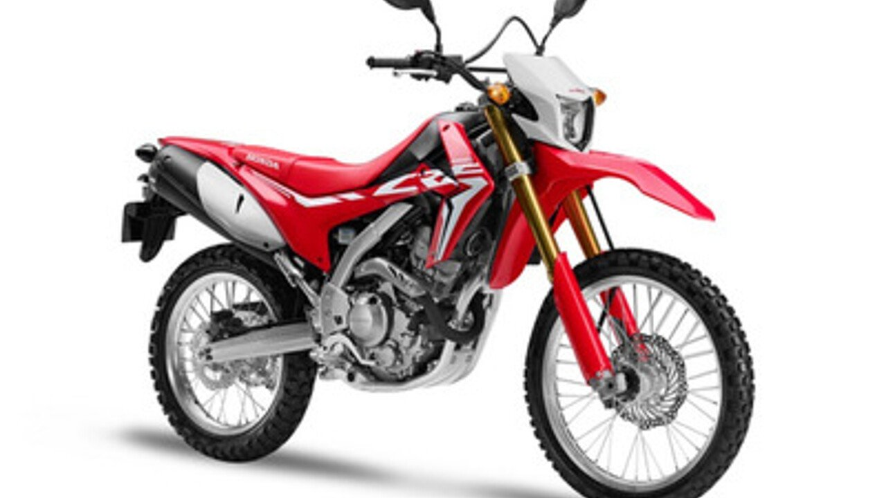 2017 Honda CRF250L for sale 200568821