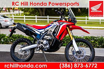 2017 Honda CRF250L for sale 200580471