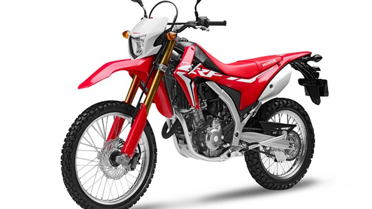 2017 Honda CRF250L for sale 200581123