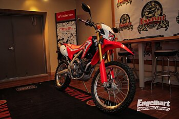 2017 Honda CRF250L for sale 200582083