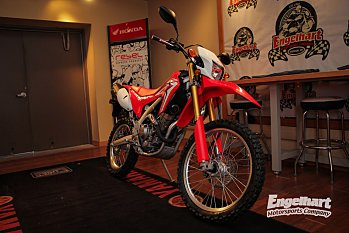 2017 Honda CRF250L for sale 200582220