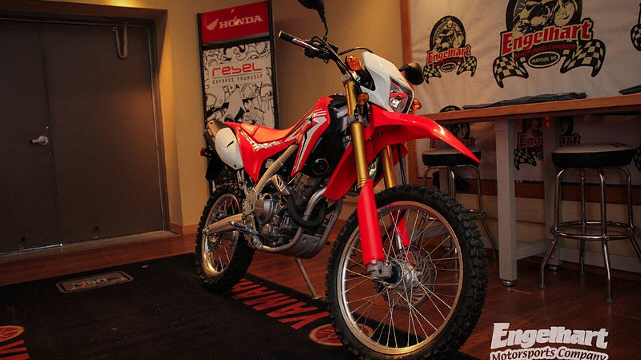 2017 Honda CRF250L for sale 200582220