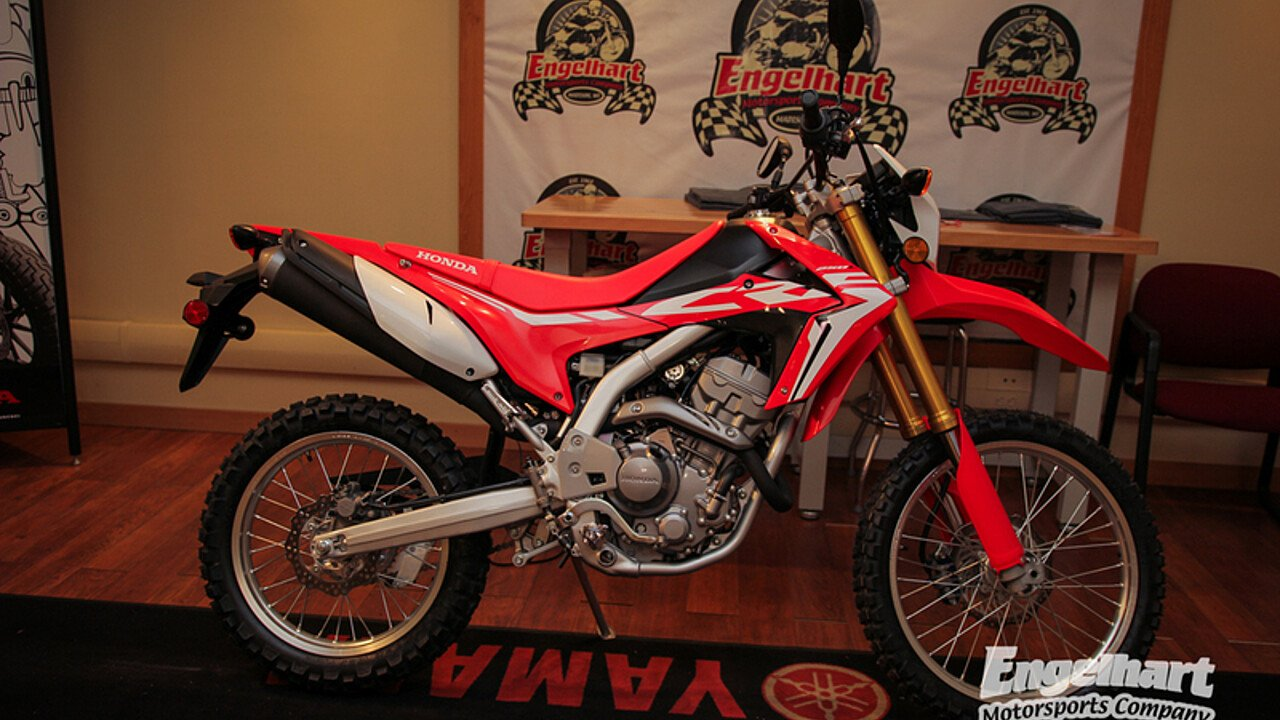 2017 Honda CRF250L for sale 200582222