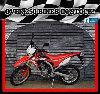2017 Honda CRF250L for sale 200586471