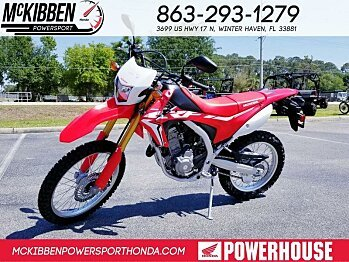2017 Honda CRF250L for sale 200588594