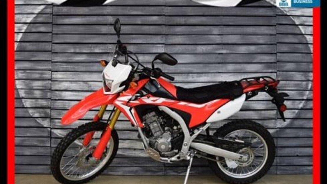2017 Honda CRF250L for sale 200628647