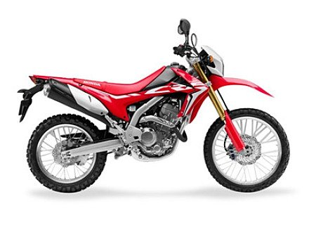 2017 Honda CRF250L for sale 200474885